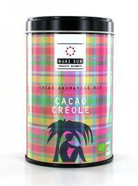"""Cacao """"Créole"""" met vanille, kruiden en rum van Quai Sud"""