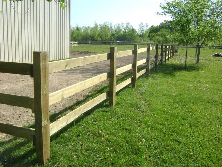 Wooden Farm Fence wood rail fences designs   best built fence company - farm fencing