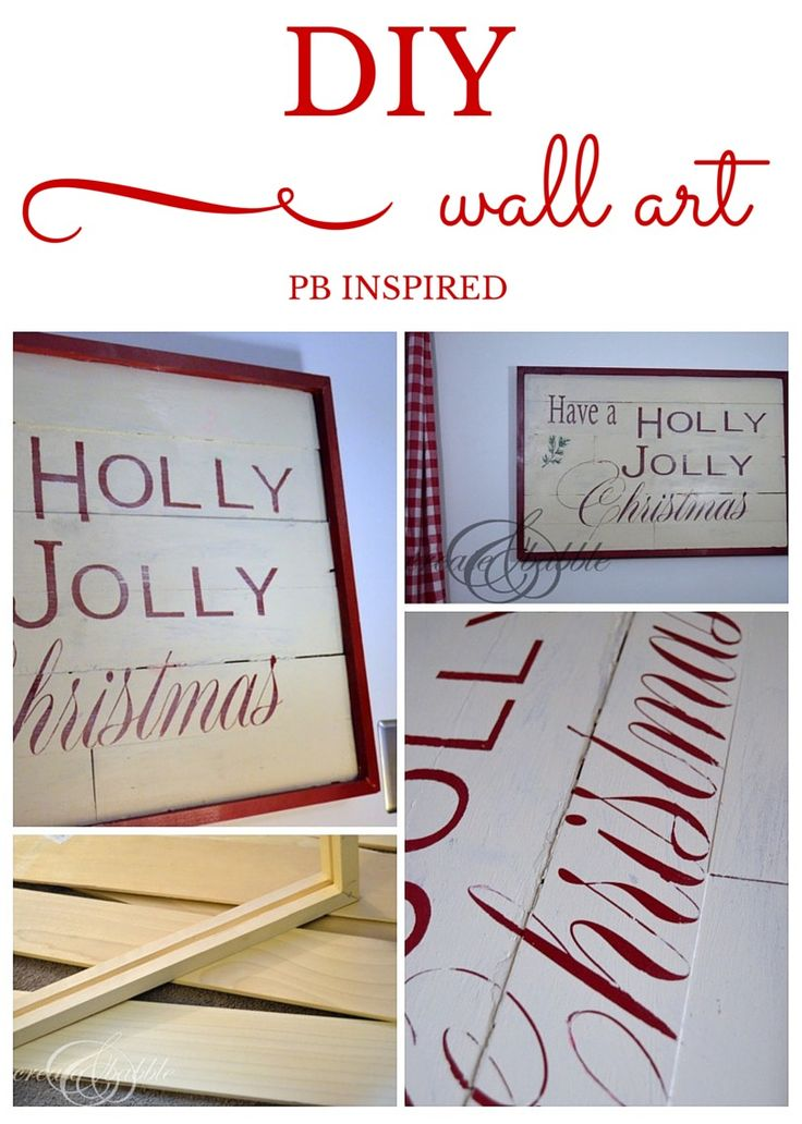Christmas Wall Art best 25+ christmas wall art ideas only on pinterest | christmas