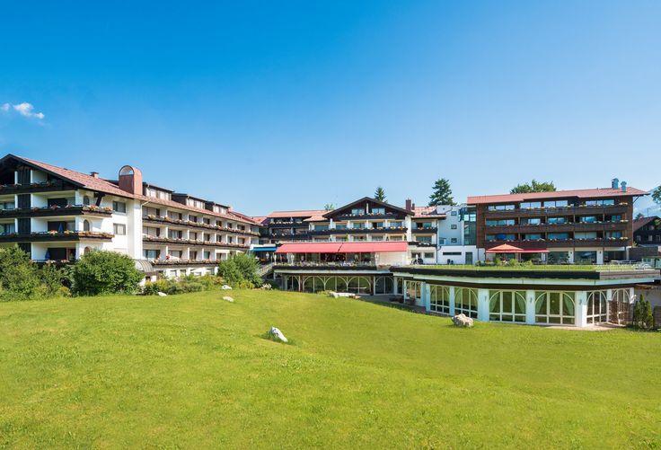 4* S Hotel in Oberstdorf - SCHÜLE'S Gesundheitsresort & Spa