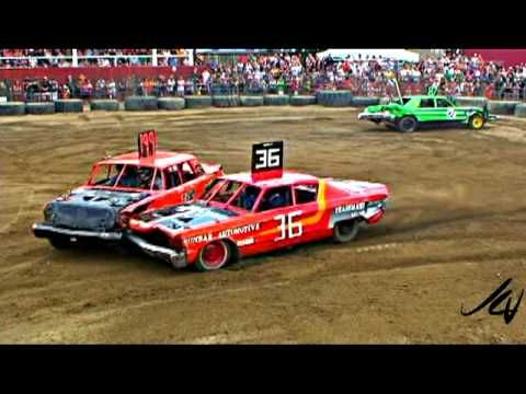 P Salmon Racing Demolition Derby - Sal...