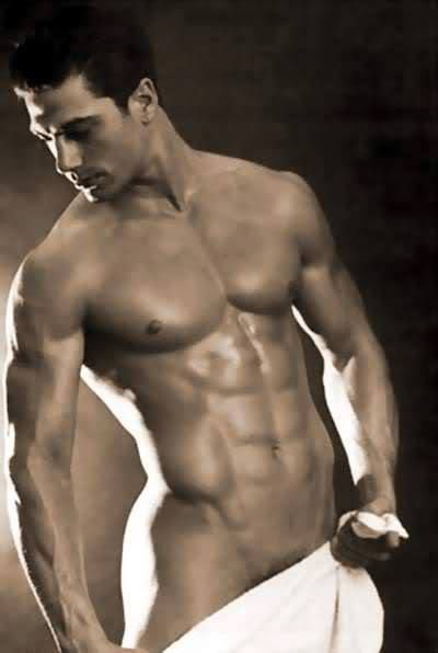 Männer sexy Fotos