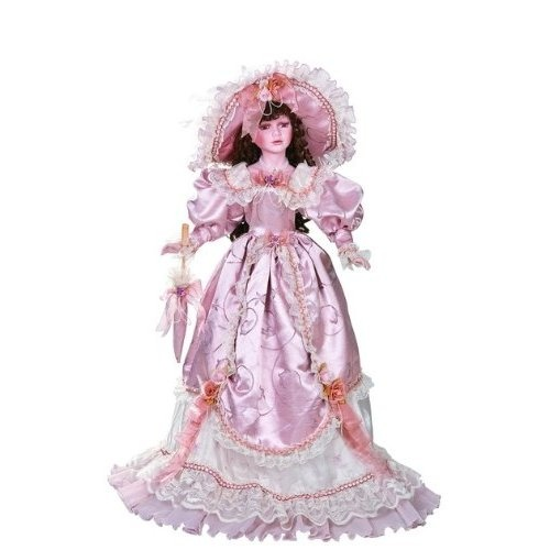 Amazon.com: 36 Inch Collectible, Victorian Porcelain Doll_Lorna_By Golden Keepsakes: Toys & Games