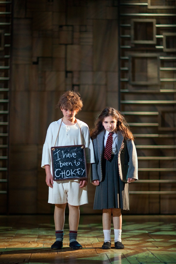 25 Best Ideas About Matilda The Musical Tickets On