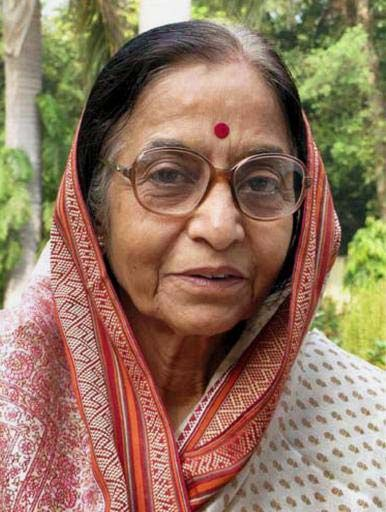 12th Pres. Pratibha Patil (b. 1934) From 25 July 2007 to 25 July 20012 Pratibha Patil is the first woman to become the President of India. She was also the first female Governor of Rajasthan