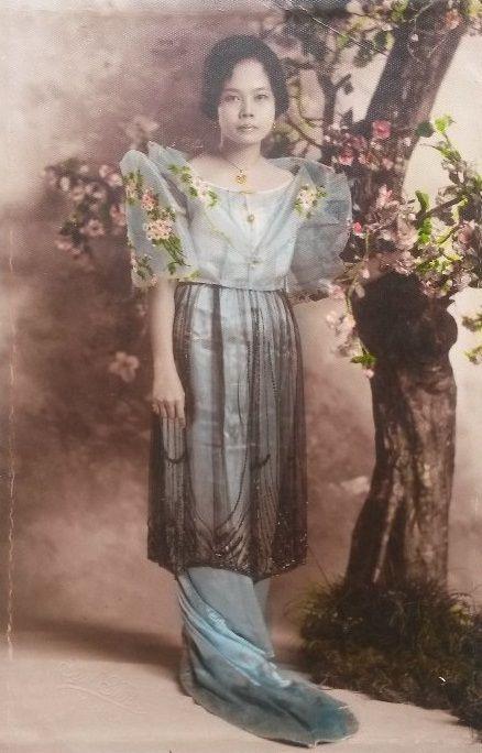Beautiful Filipina Circa 1900 Interesting Photos