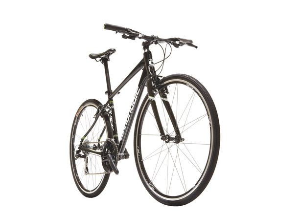 2012 Editors' Choice Flat-Bar Road Bikes: Cannondale Quick 4    Go fast for fitness or fun