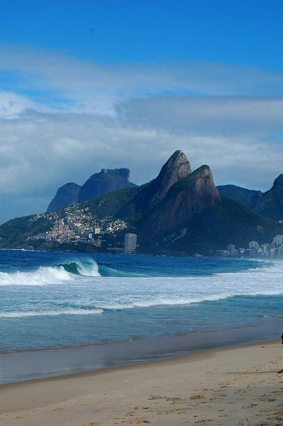 Leblon, Rio de Janeiro - Brazil