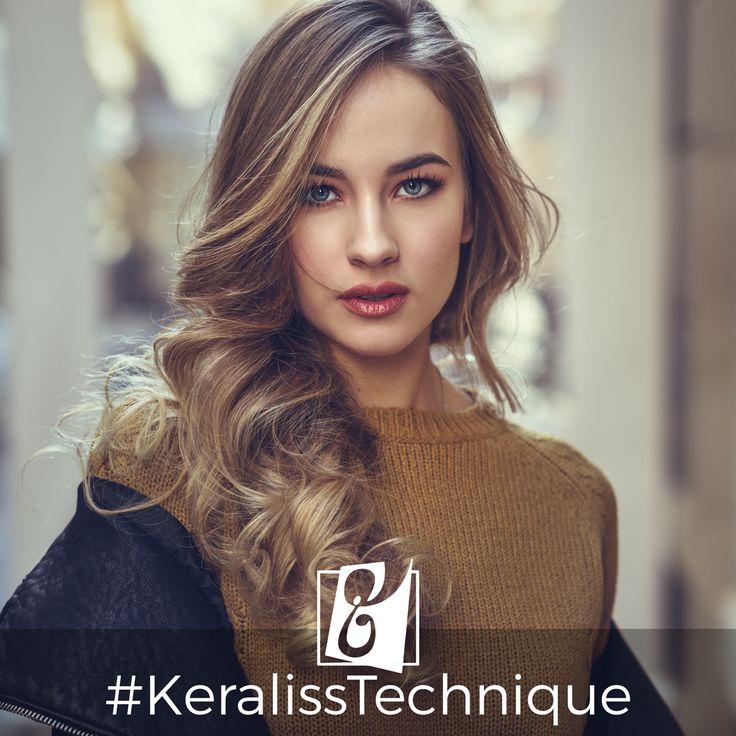 #KeralissTechnique Keratin Essential Tratamiento de reconstrucción molecular compuesto del 80% de #Keratina del cabello.  💇💆 Atrévete y descubre nuestros productos. 👉 Informes y ventas. 📲 +57 320 462 7859