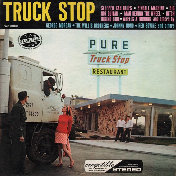 Trucker music comp.
