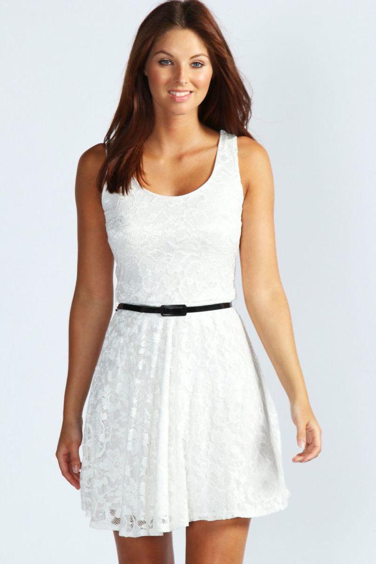 24 besten Awesome White Summer Dresses Bilder auf Pinterest ...