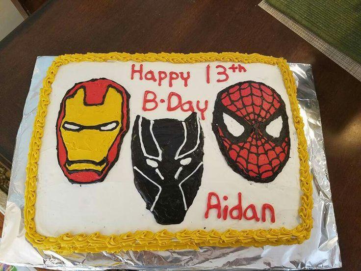Super A Cakes