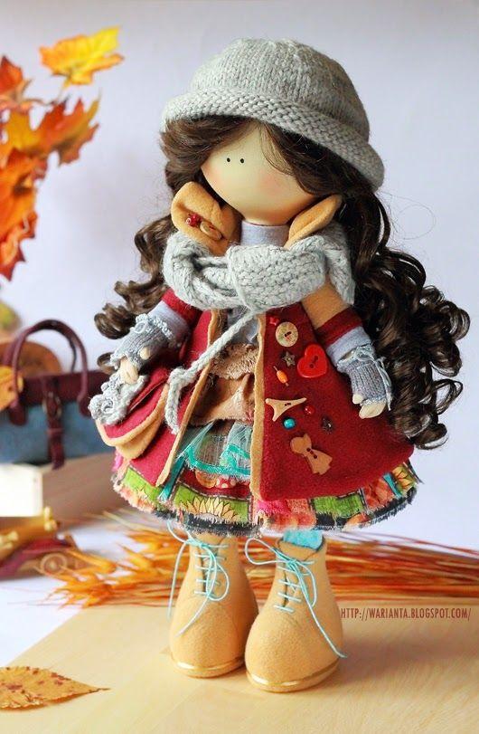 warianta. Doll territory: Autumn Frank