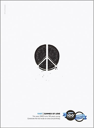 Who doesn't love some OREO's. These prints are awesome.