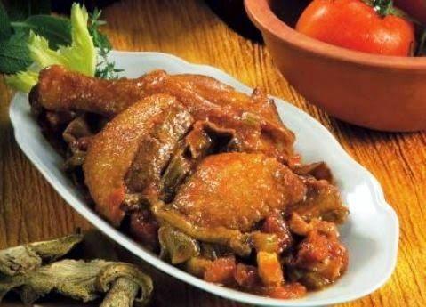 Media Hora para Cocinar: Anatra Arrosto (pato asado a la italiana, receta de Navidad)