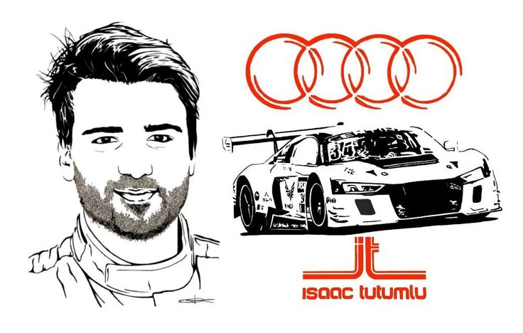 Isaac Tutumlu Audi SuperGT