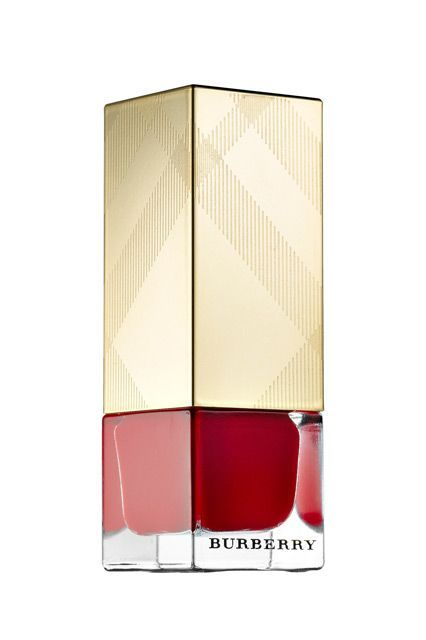 Even Burberry introduced a new apple-red this year. Its new limited-edition shade is the perfect classic option to last through the year: It's bright, glossy, and flatters every skin tone.Burberry Nail Polish in Military Red No. 300, $22, available at Sephora. #refinery29 http://www.refinery29.com/nail-polish-trends-2016#slide-15
