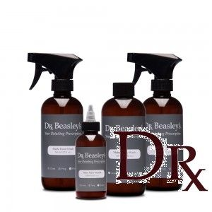 Matte Paint Prescription - Body Wash, Cleanser & Sealant, Final Finish, from Dr. Beasley's line of car care products.