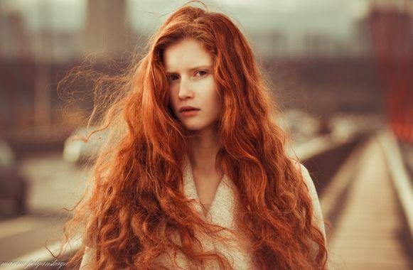 рыжие волосы - Поиск в Google
