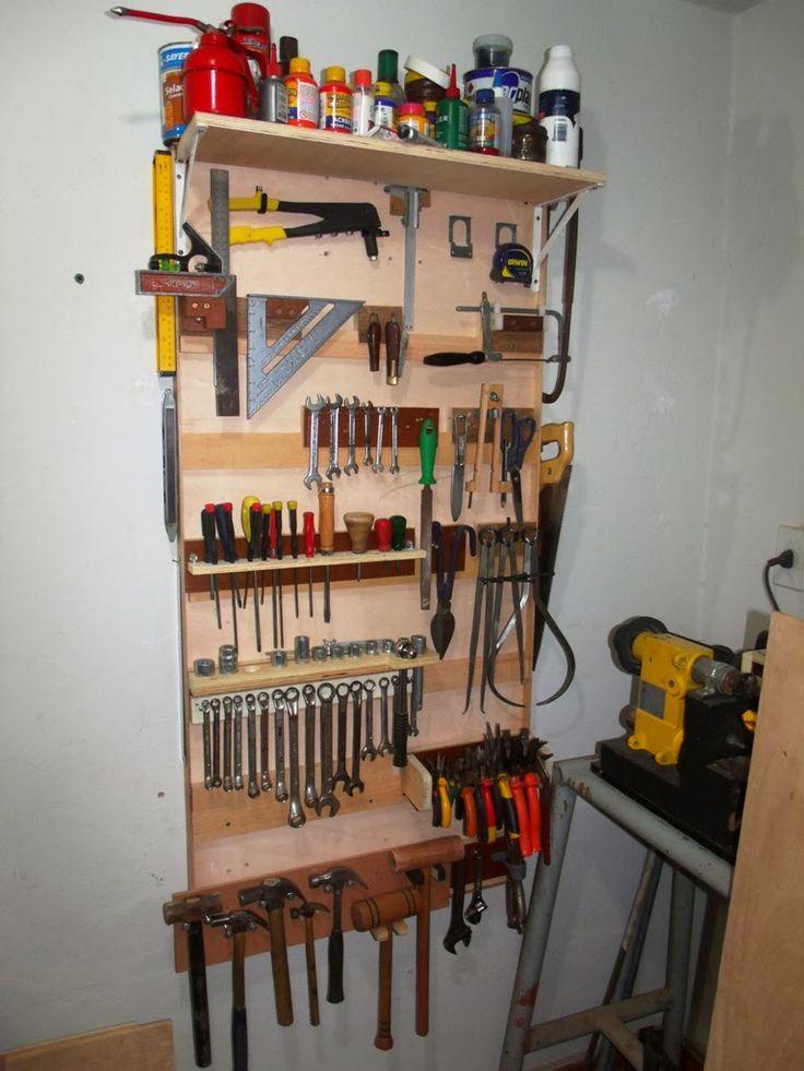 PROJETO HOBBY: Organização de ferramentas