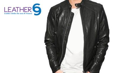 Men come out andtreat yourselfthis weekend with some trendy new #leather jackets! http://bit.ly/1vGV2nY  #fashion #style #jacket #leather