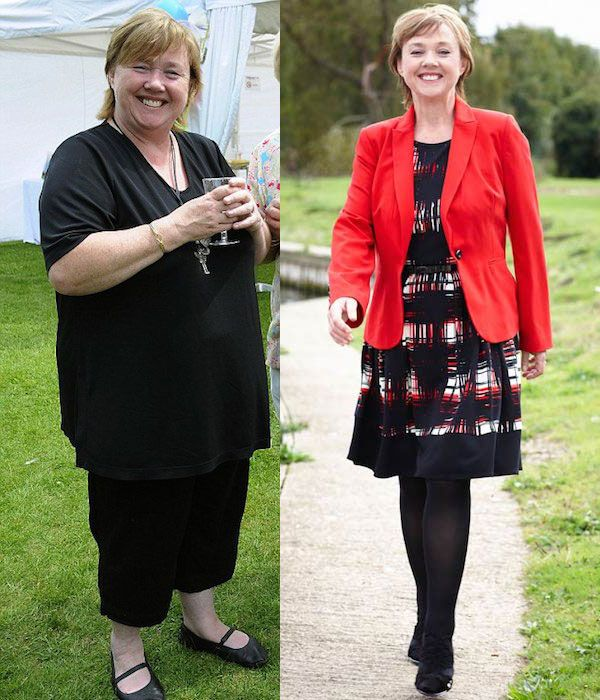 English actress, Pauline Quirke Weight Loss: Amazing and Inspirational...