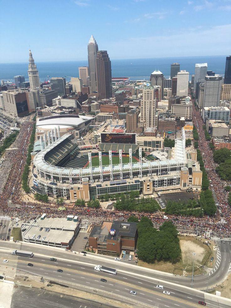 The Jake Cleveland Indians baseball