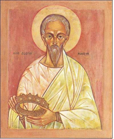 St. Justin Martyr - Martyr, philosopher and defender of Christianity