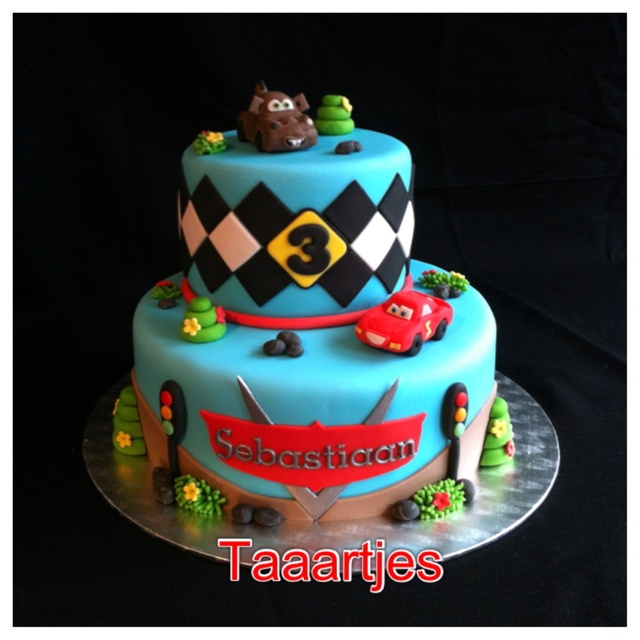 Cars McQueen cake Cake Ideas Pinterest Cars, Cakes ...