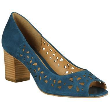Sapato @Bottero #Shoes #Blue #Summer #Spring #Fashion #Style