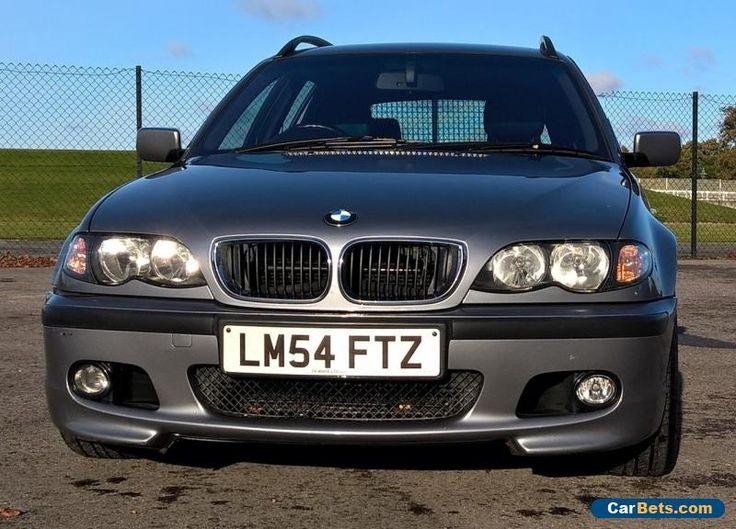 2004 BMW 318I SPORT TOURING AUTO GREY #bmw #318isporttouringauto #forsale #unitedkingdom