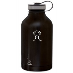 64 oz Wide Mouth Vacuum Insulated Stainless Steel Growler- The Hydro Flask Growler is the ideal size for filling up with your beer of choice from the local brewery and then taking that IPA or Porter to trails. Or head up to the mountain with the growler and have some coffee, hot cocoa, or hot soup waiting for you and the crew at the end of the day. The Hydro Flask Growler is perfect for keeping your chili hot from the kitchen to the cook-off.