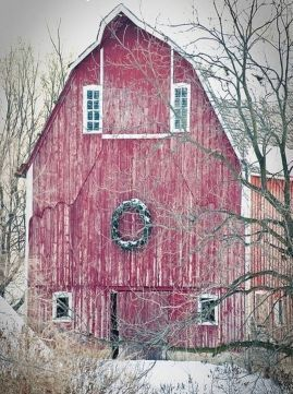 Old faded barn, but ohhh the memories