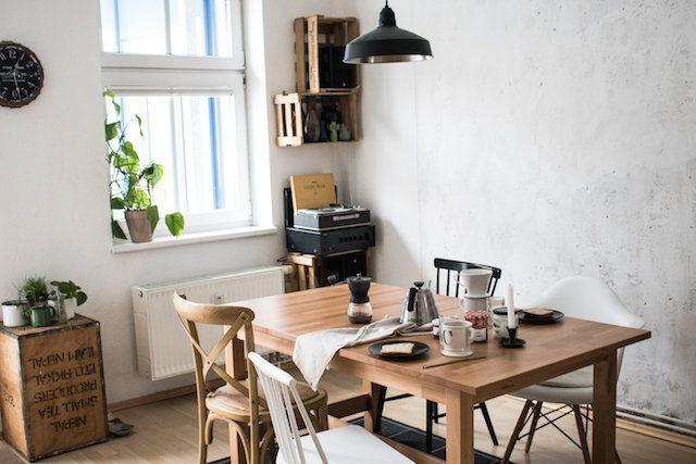 die besten 25 betonoptik farbe ideen auf pinterest tapete in betonoptik wandfarbe betonoptik. Black Bedroom Furniture Sets. Home Design Ideas