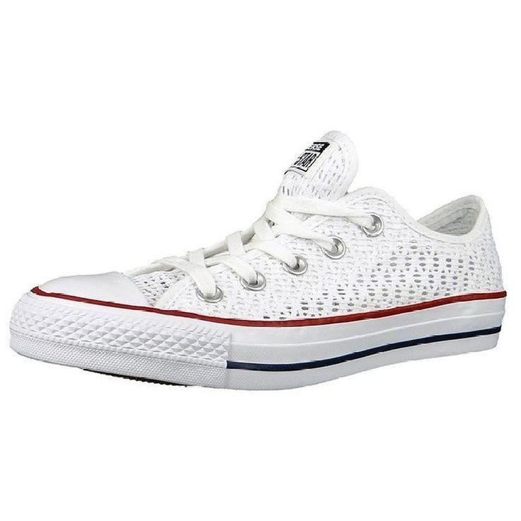 Unisex-erwachsene Etg Ox Converse Chaussure Blanc Gris Loup Srs9HJa