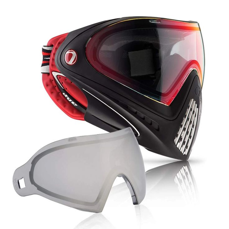 Dye paintball i4 thermal mask in 2020 paintball mask
