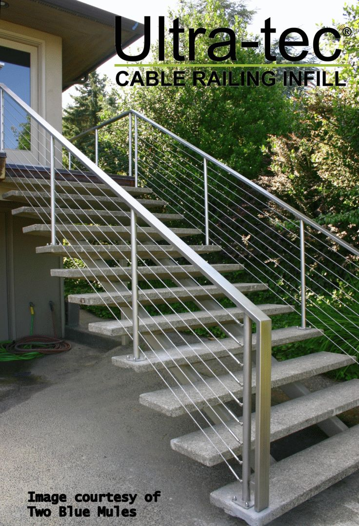 Best images about residential cable railing on pinterest