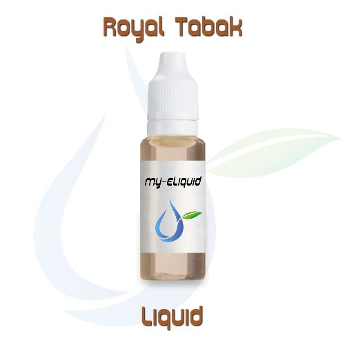 Royal Tabak Liquid | My-eLiquid E-Zigaretten Shop | München Sendling