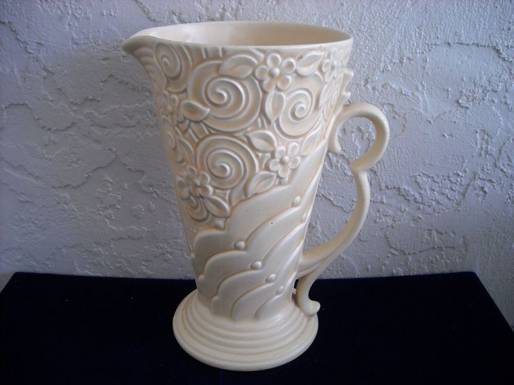 17 Best Images About Wade Or Wadeheath Jug Pitcher Vase On