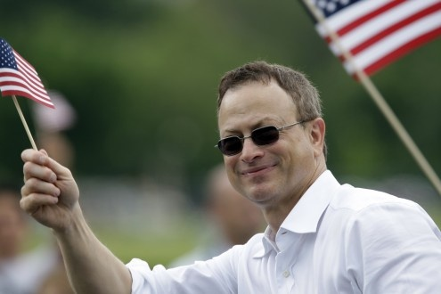 A possible VP selection under a Sugar Bush Squirrel administration....  GARY SINISE FOUNDATION SUPPORTS WOUNDED WARRIORS  The Lt. Dan band