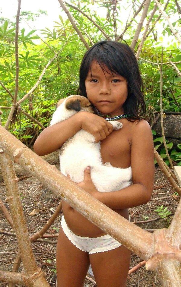 girls naked in guyana