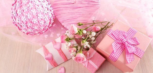 أفكار هدايا عيد الأم Gift Wrapping Gifts Wrap