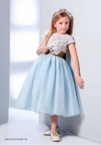 Испанское платье для девоче