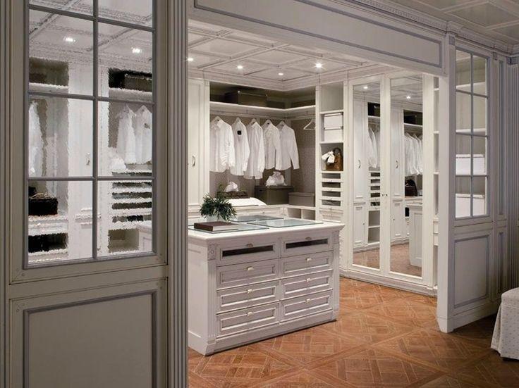 la cabina armadio dei miei sogni