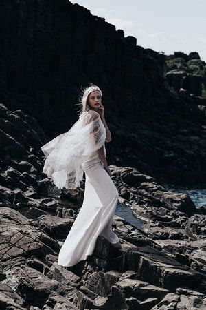 The Amelie Gown - Vow by Prea James.  Photographed by Willow & Co #weddingdress #bride #modernbride #bridal #bridetobe2017