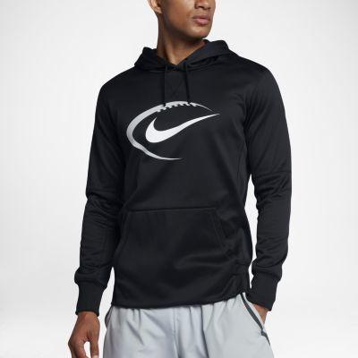 Nike Therma Men s Football Hoodie   Products   Men s football, Hoodies, Nike 0d654fc75b6