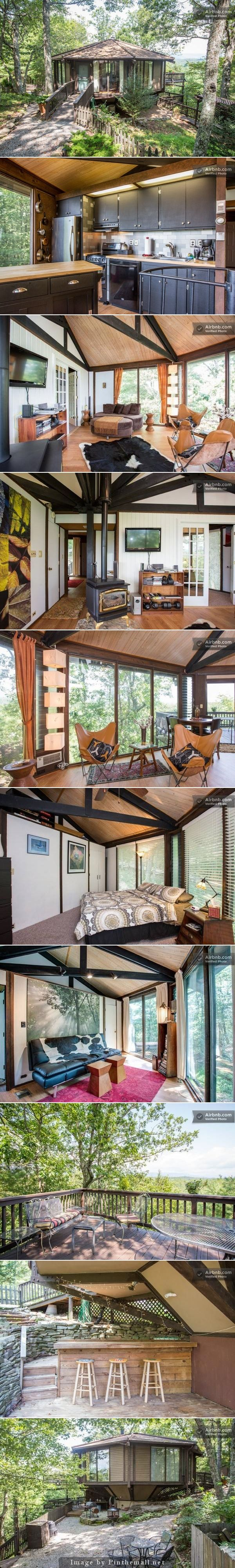Octogonal house in west augusta! You can rent it with airbnb! https://fr.airbnb.com/rooms/1479348?af=1726391&c=direct_link