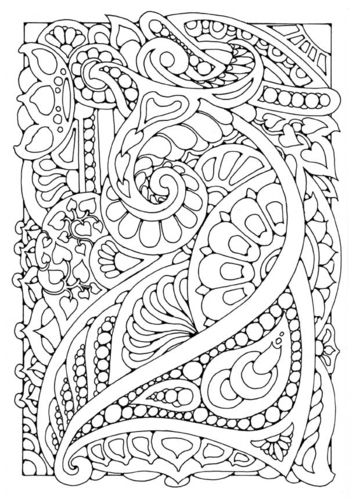 Quisitor colouring page by Dandi Palmer
