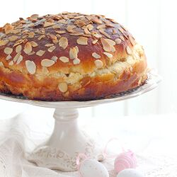 Mazanec – Czech Easter bread