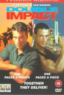 Double Impact (1991) - 3/5 convincing twins